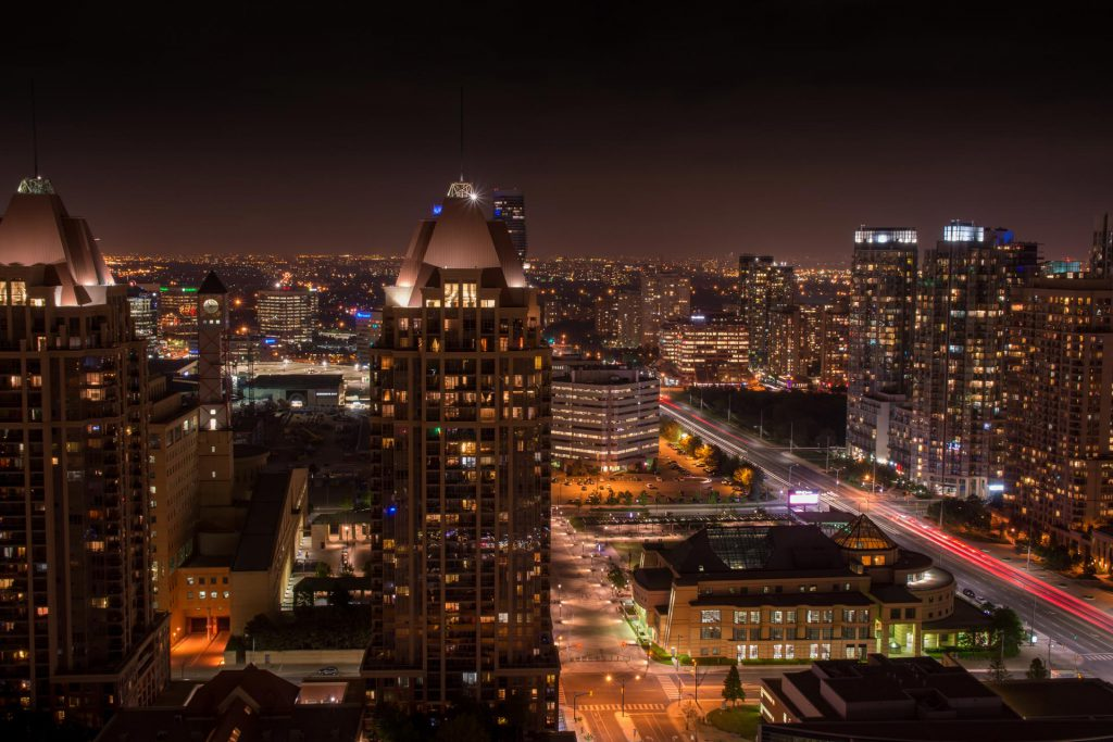 Mississauga Smart City Night