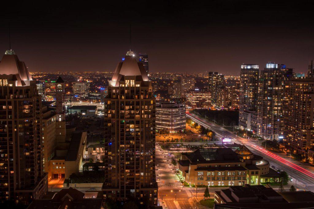 Mississauga Smart City Night