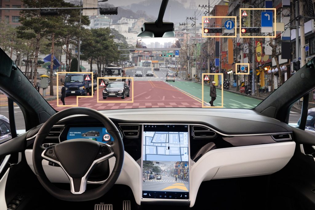Autonomous Vehicle Communications